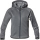 Isbjörn Panda Midlayer Children grey